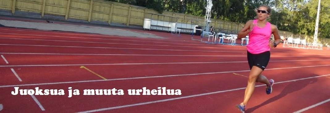 Juoksua ja muuta urheilua