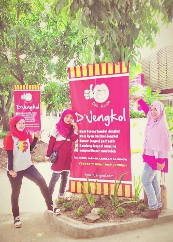 Kuliner Bandung kini punya ikon baru : DJENGKOL