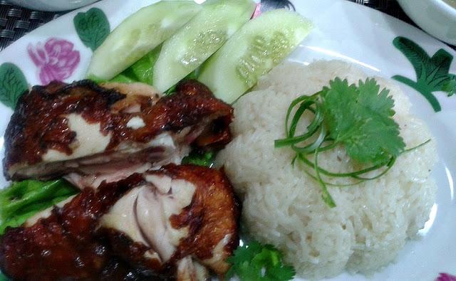 Resepi Nasi Ayam Simple