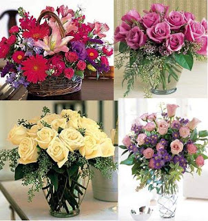 Artificial Flowers Decorations