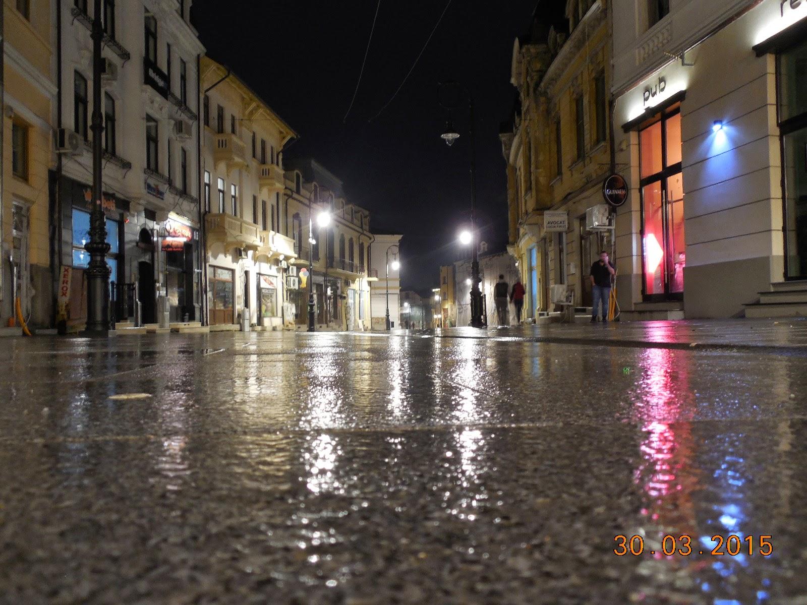 Craiova by night