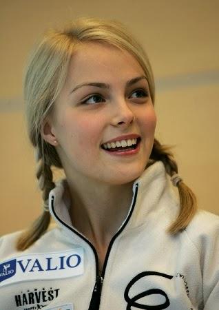 Las 10 Deportistas mas Bellas de Sochi 2014