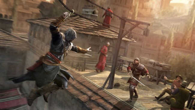 Download Gratis Game Assassin's Creed: Revelations untuk PC