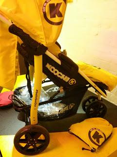 pushmatic 3 wheeler Koochi