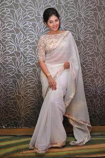 Anjali latest Glamorous pics in saree 044