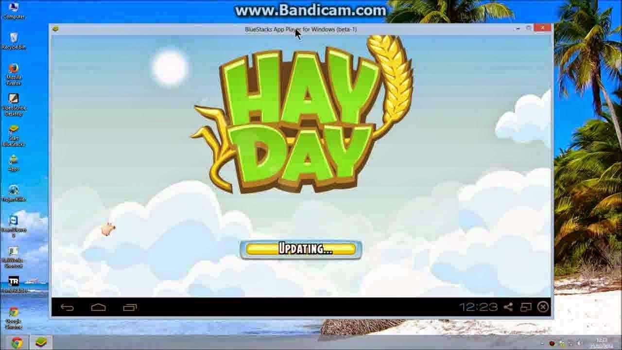 Hay Day Bluestacks