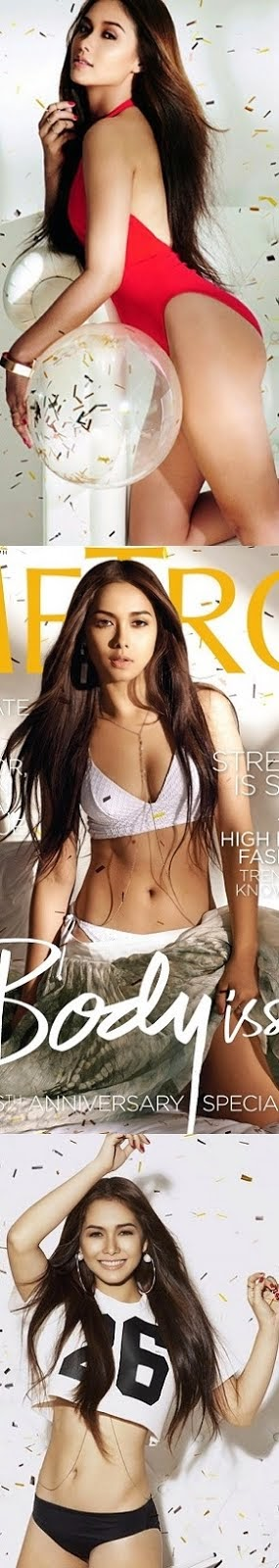 MAJA  SALVADOR  Photos 4!