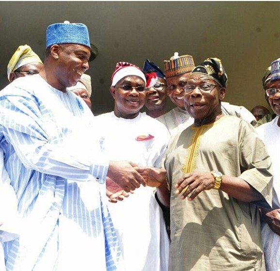 saraki meeting obasanjo