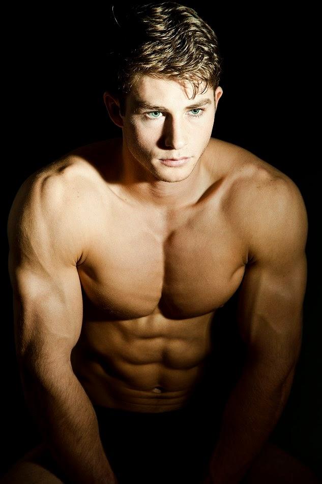 Male Model Street Alex Santaniello