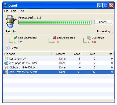 maxprog email extractor v3.5
