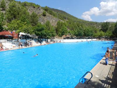 Ja n desde mi atalaya playas de interior la piscina for Piscina jaen