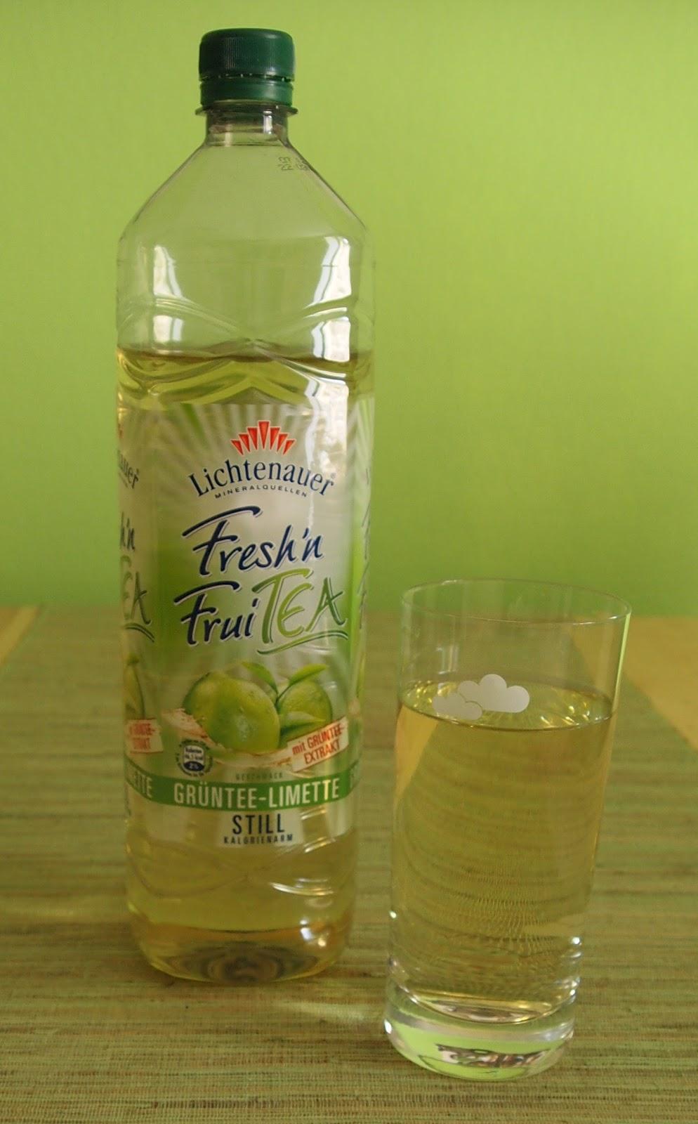 TestTestHurra: Lichtenauer Fresh`n Fruitea