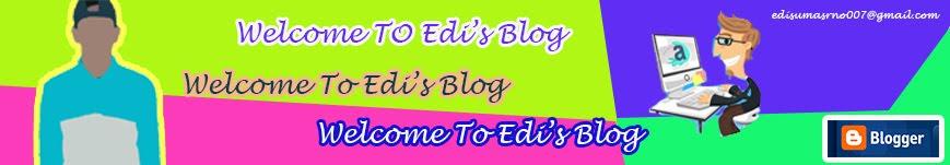 Edi's Blog