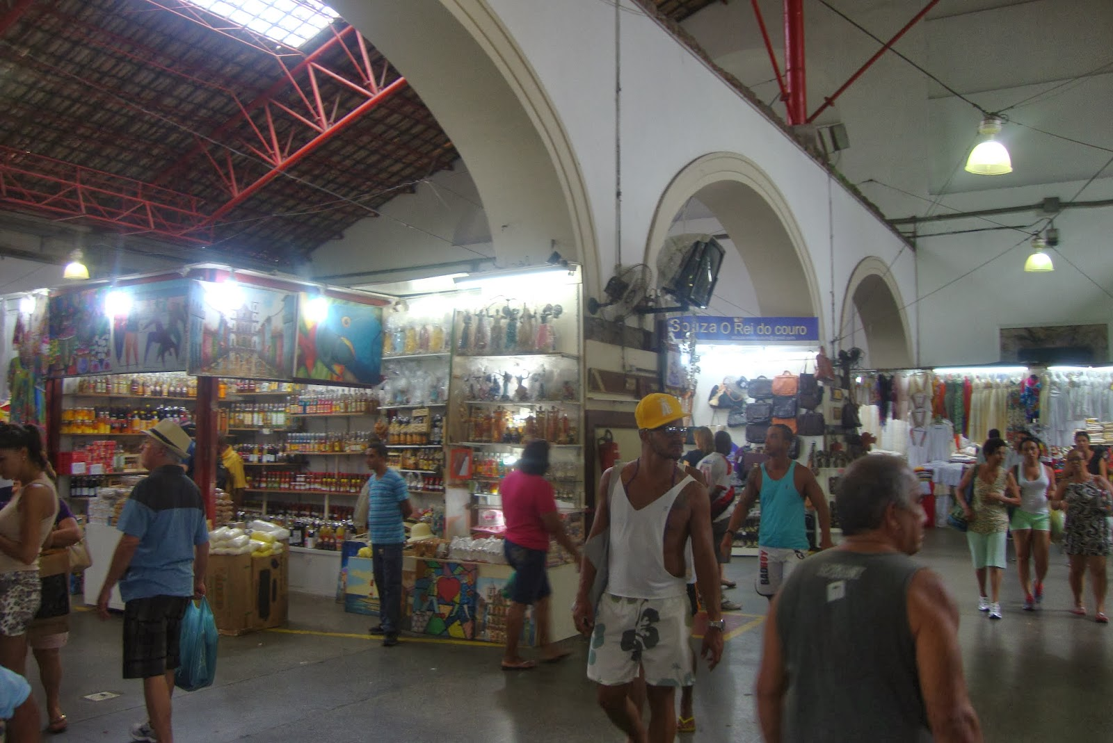 Mercado Modelo _ Salvador - BA