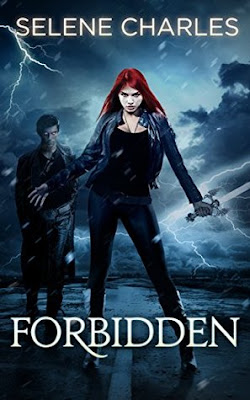 Forbidden urban fantasy Tempted series by Selene Charles