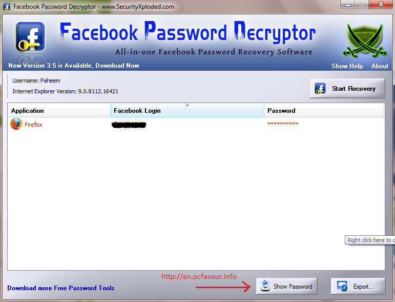 facebook web version login