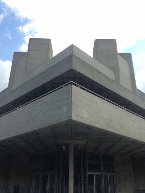 The National Theatre by Denys Lasdun