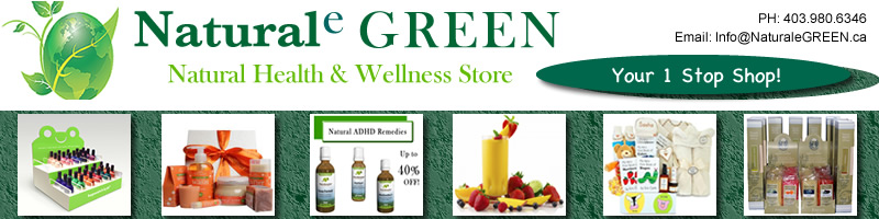 Natural e GREEN: Natural Health and Wellness