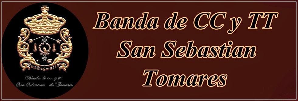 Banda de CC&TT San Sebastian Tomares