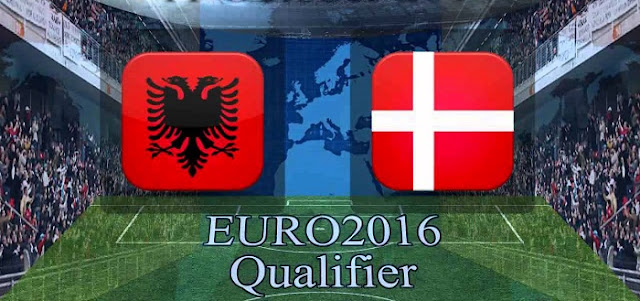 Historic Match Danmark-Albania 1-1 - Officially on Third Place
