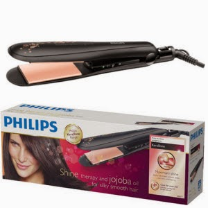 Amazon: Buy Philips HP8317 Kerashine Jojoba Straightener at Rs.1479