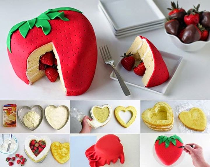 Food Decorations Tutorials Ideas