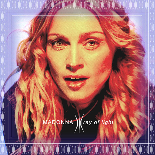 madonna ray of light album cover - photo #19