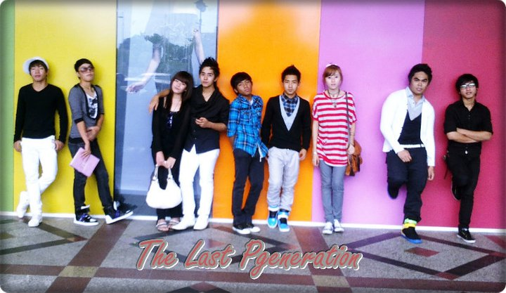 The Last P'generation  ♥