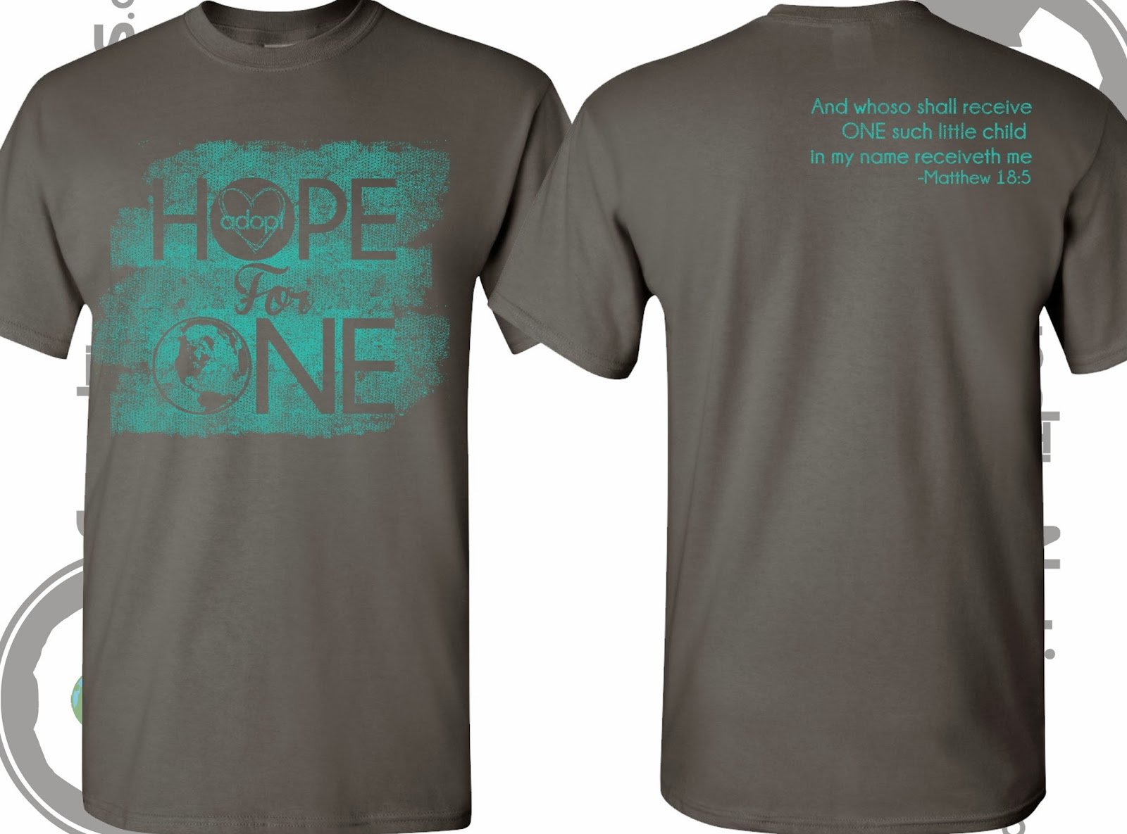Life Unexpected Our Journey To A Family T Shirt Fundraiser