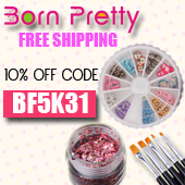 Born Pretty Store 10% 0FF