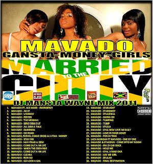 DJ+MANSTA+WAYNE+-+MAVADO+MIX+2011+-+GANS