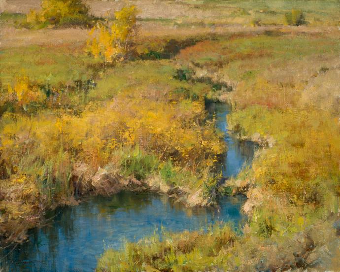 M Scott Painting For Sale