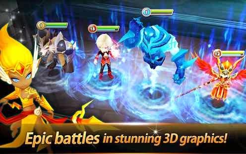 Summoners War: Sky Arena Full Apk İndir