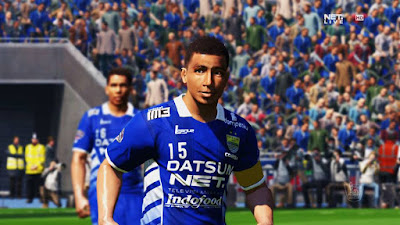 Patch PES 2016 Terbaru dari Beautiful Indonesia Patch 1.0