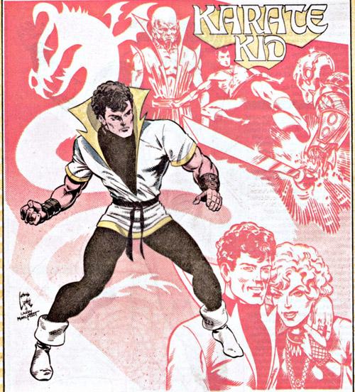 Top 5 Personagens no Corpo a Corpo - Marvel & DC Karatekid