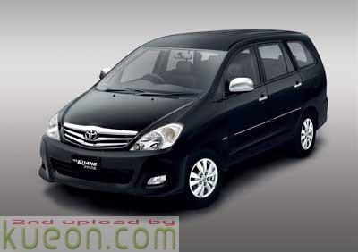 Toyota Kijang Innova Terbaru Agustus 2012 - Info Harga dan Spesifikasi