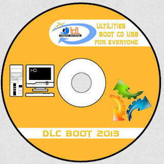DLC BOOT 2013 V.1.0 MINI WINDOWS XP &amp; 7 ISO