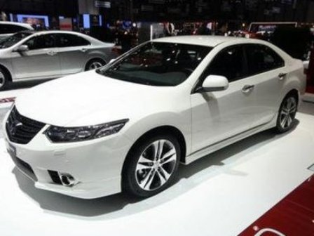 The Honda Accord 2012  Car Motor