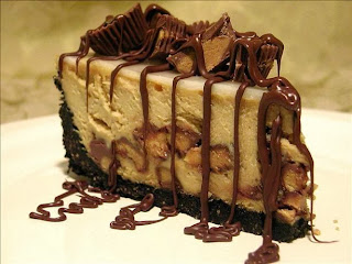 Reese's Peanut Butter Cup Cheesecake Recipe