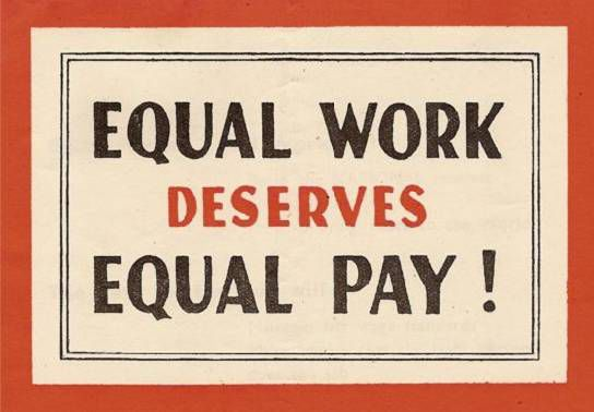 Equal Pay For Equal Work Seems Like A No-Brainer, Right?