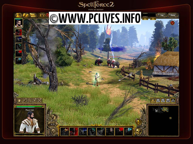 full and free pc game SpellForce 2 Faith in Destiny download