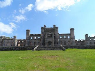 Lowther Castle and Gardens May 2013