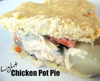 Light Chicken Pot Pie Recipe | Six Sisters' Stuff