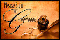 Sign Guestbook Please & Thank You
