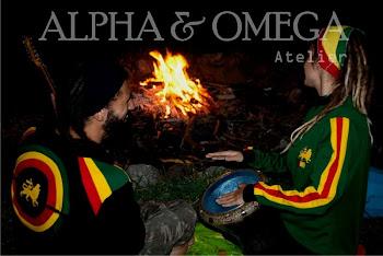 Apoio Cultural- ALPHA & OMEGA