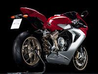 2012 MV Agusta F3 Gambar Motor 8