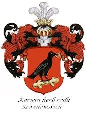 Szwedowski herbu Korwin (Szwedowski de Korwin)