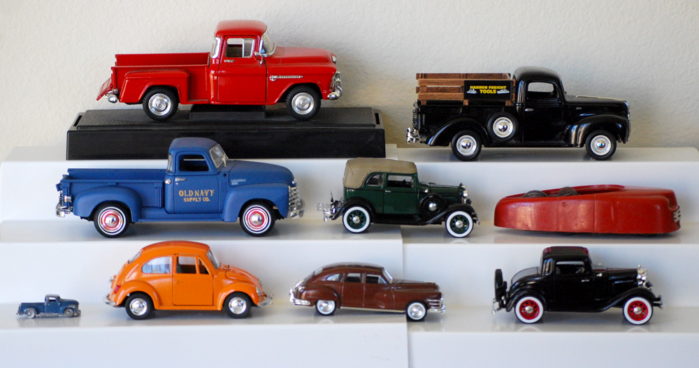Toy Cars And Trucks : The copycat collector collection toy cars trucks