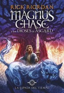 Magnus Chase y los Dioses del Asgard | Rick Riordan