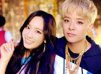music video for fx ambers shake that brass feat snsd